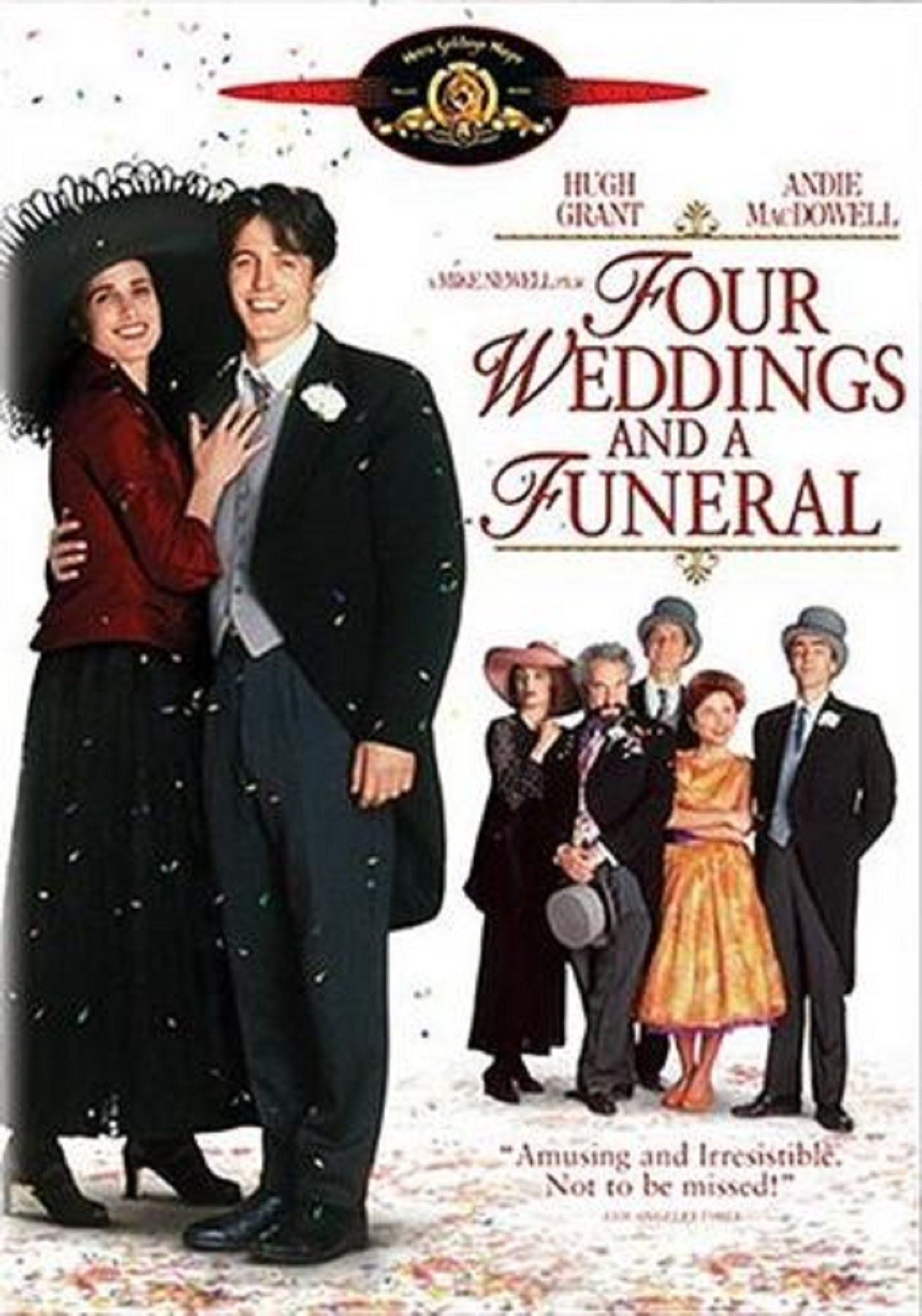 Four Weddings and a Funeral on Amazon Prime Video UK