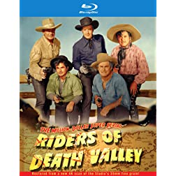 Riders Of Death Valley [Blu-ray]