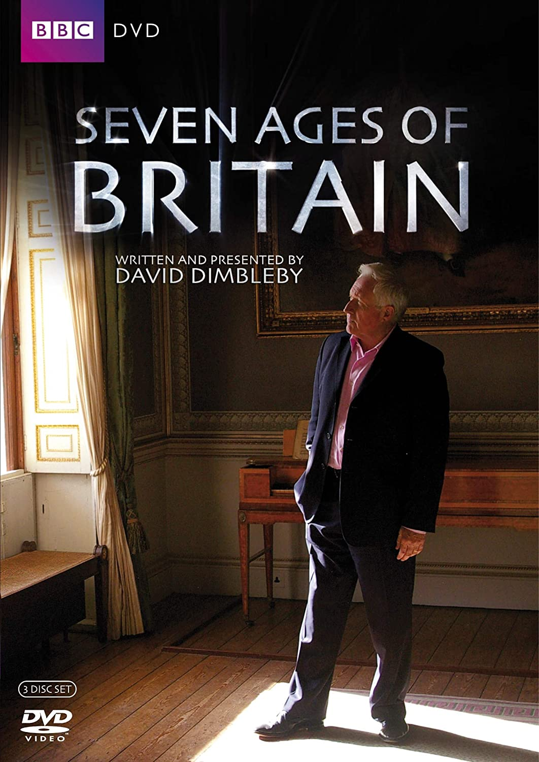 Seven Ages Seven Ages of Britain Dvd
