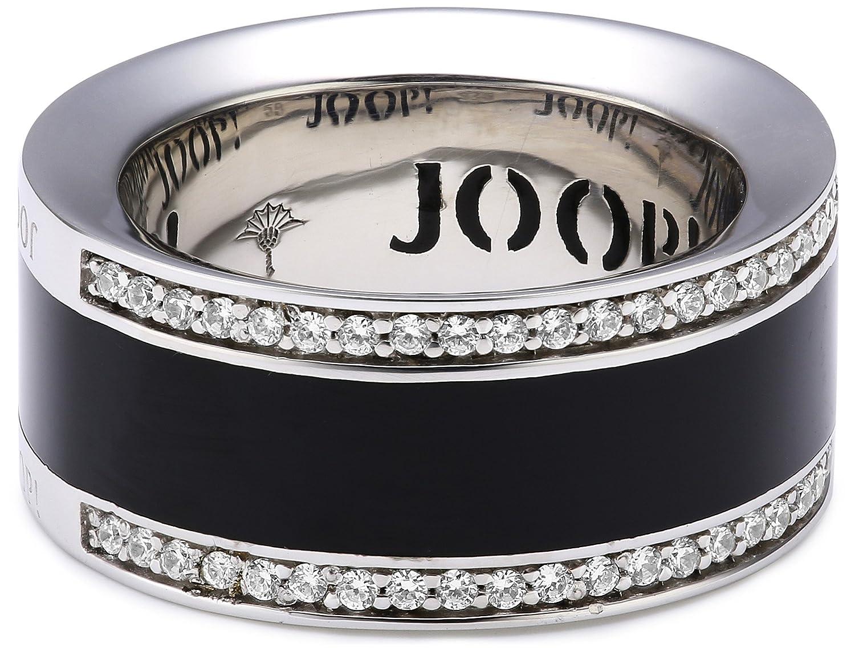 Joop Damen-Ring 925 Sterling Silber rhodiniert Kristall Zirkonia Nicole weiß JPRG90481B6 als Weihnachtsgeschenk kaufen