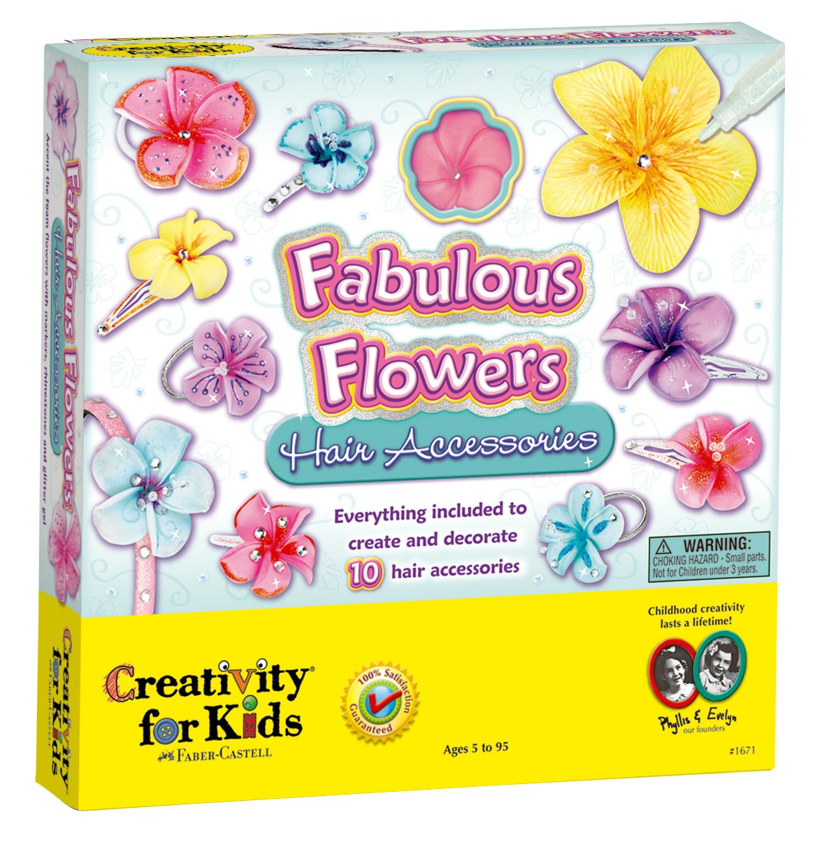 Top 10 best craft kits for 5 year old girls 2016 2017 on for Crafts for 7 year old girls