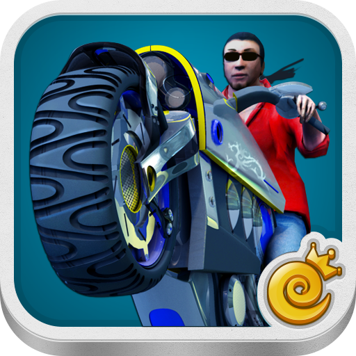 High Speed Moto : Nitro Motorbike Pro Racing - From Panda Tap Games