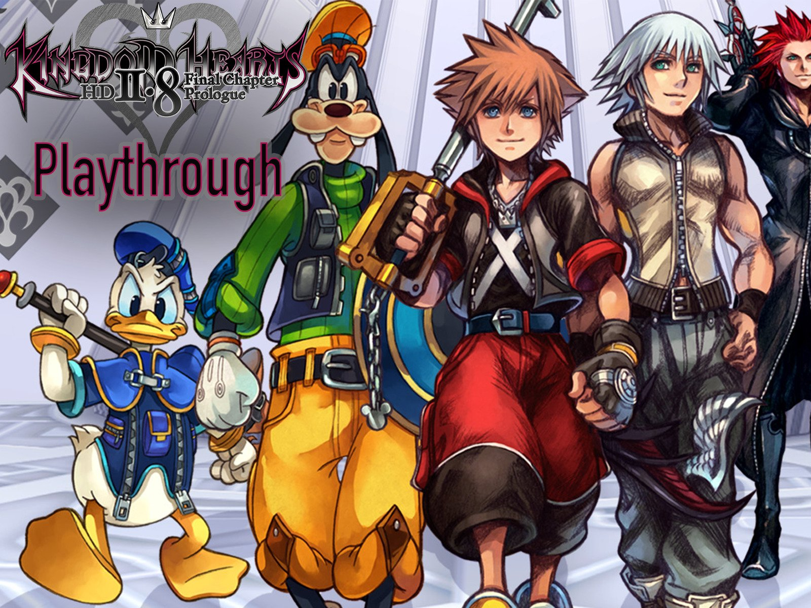 Kingdom Hearts HD 2.8 Final Chapter Prologue Playthrough - Season 1