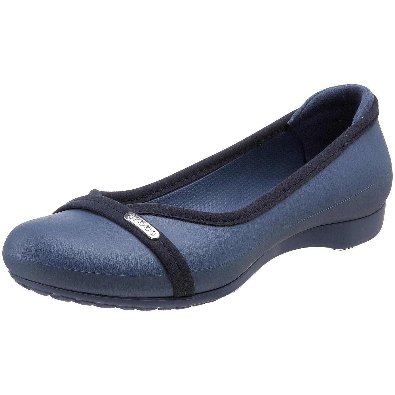 crocs Women's Kaela Ballet Flat | Women work shoes.