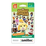 Animal Crossing Series 1 Single Pack of 6 Cards