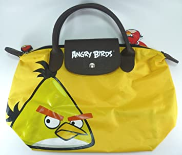 Angry Birds Yellow Shoulder Bag 79