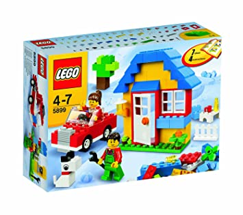 LEGO - 5899 - Jeu de Construction - Bricks & More LEGO - Maisons