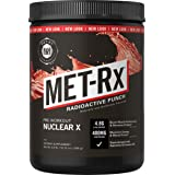 MET-Rx Nuclear X Radioactive Punch, 288 gram (Color: Fruit Punch, Tamaño: One Size)