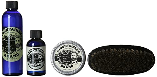 Mountaineer Beard Grooming Kit
