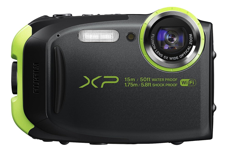 FUJIFILM コンパクトデジタルカメラ XP80