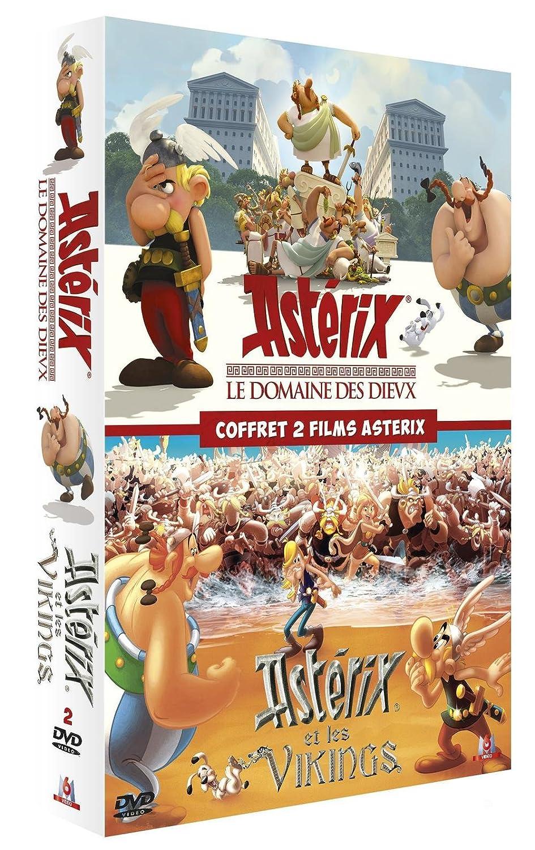 Coffret 2 films : Le Domaine des Dieux + Astérix et les Vikings 81IUk9I7oeL._SL1500_