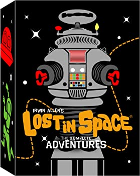 Lost in Space The Complete Adventures on Blu-ray