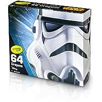 Crayola Star Wars Limited Edition 64ct Crayons
