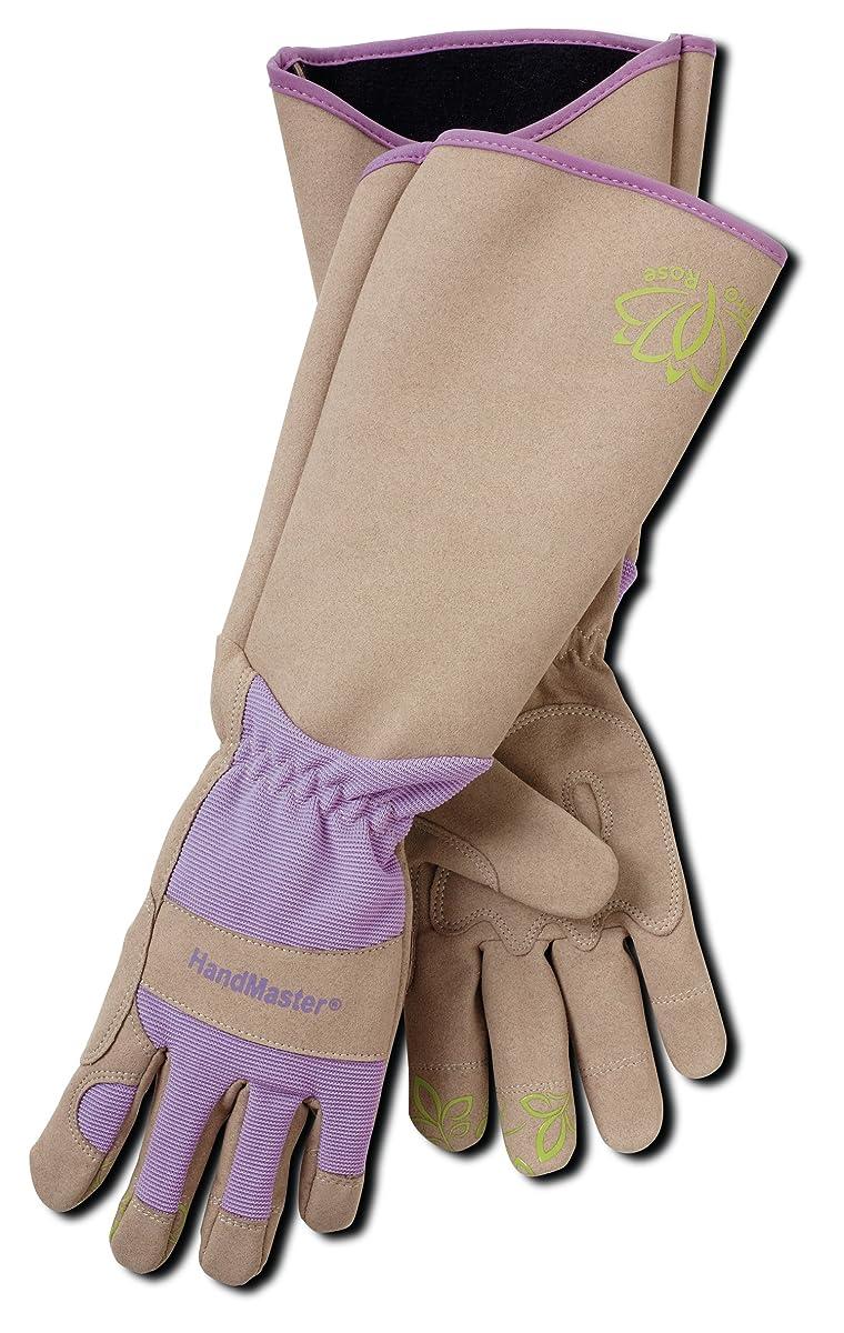Magid BE195T Bella Womens Pro Rose Garden Glove, Medium