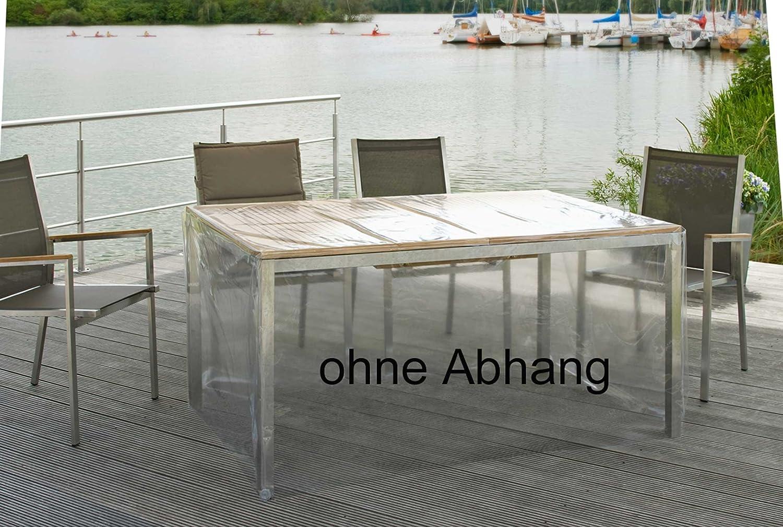Eigbrecht 142139 Klarsicht Abdeckhaube Schutzhülle für Tischplatten 130x90cm, ohne Abhang kaufen