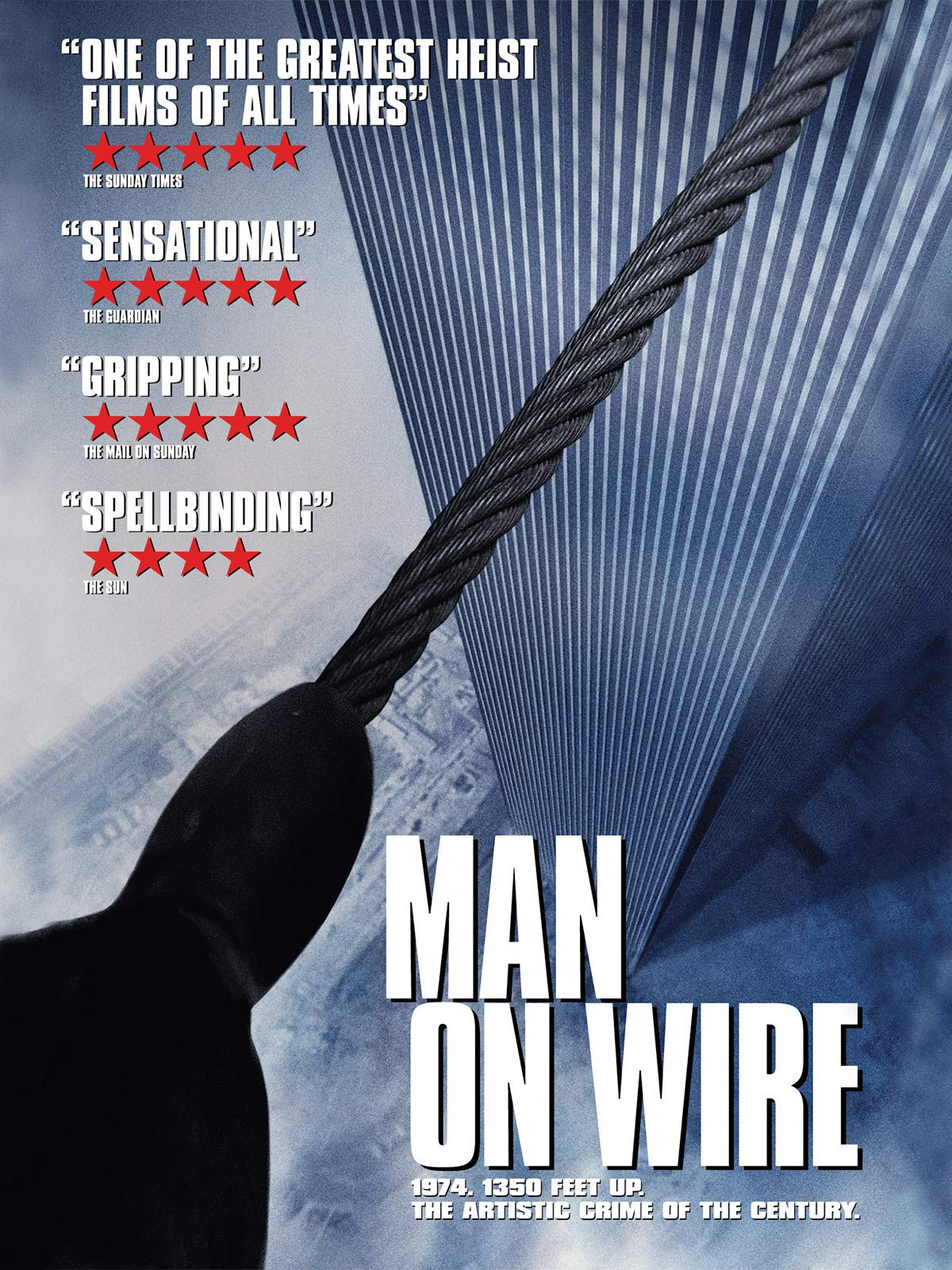 Man on Wire on Amazon Prime Video UK