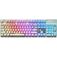 Zalman ZM-K900M Mechanical Gaming Keyboard (White)