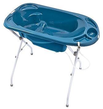 baignoire plash bleue bleue avec support coloris bleu b b s pu riculture m200. Black Bedroom Furniture Sets. Home Design Ideas