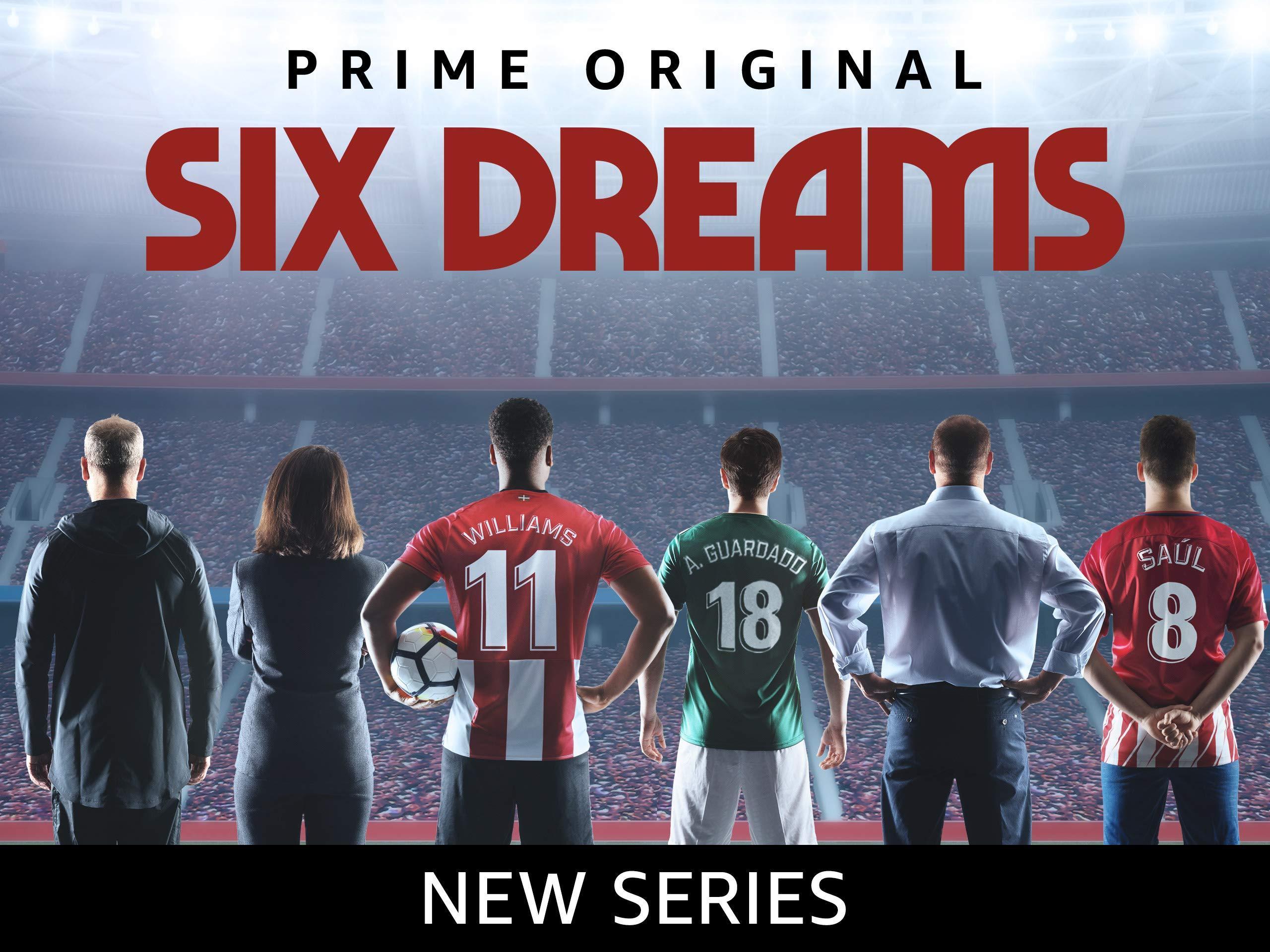 Six Dreams on Amazon Prime Instant Video UK
