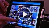 Nuvyyo Tablo HD DVR at CES 2014