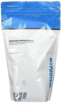 Myprotein Creatine Monohydrate Rasperry Lemonade, 1er Pack (1 x 1 kg)