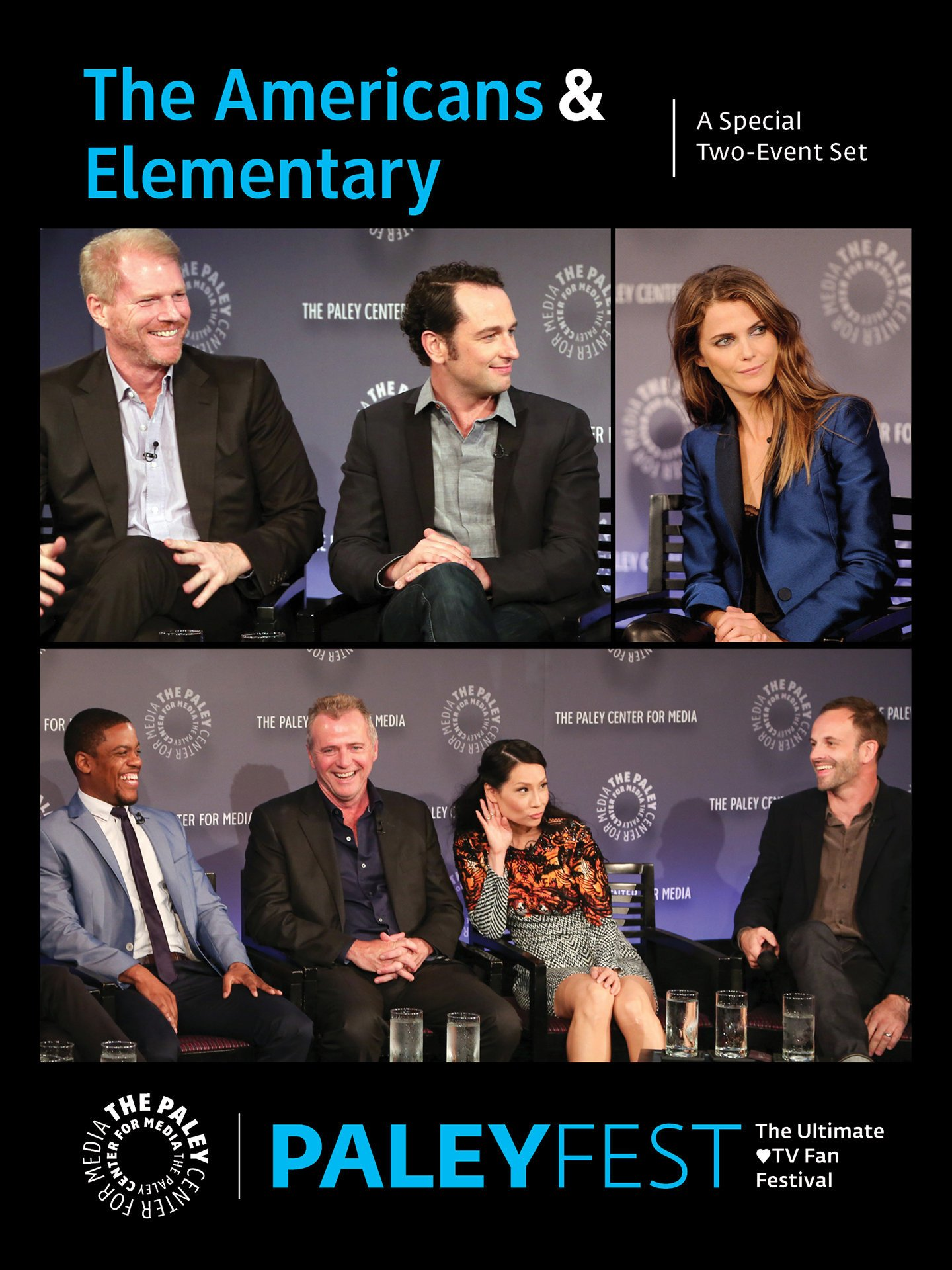 The Americans & Elementary: Cast and Creators Live