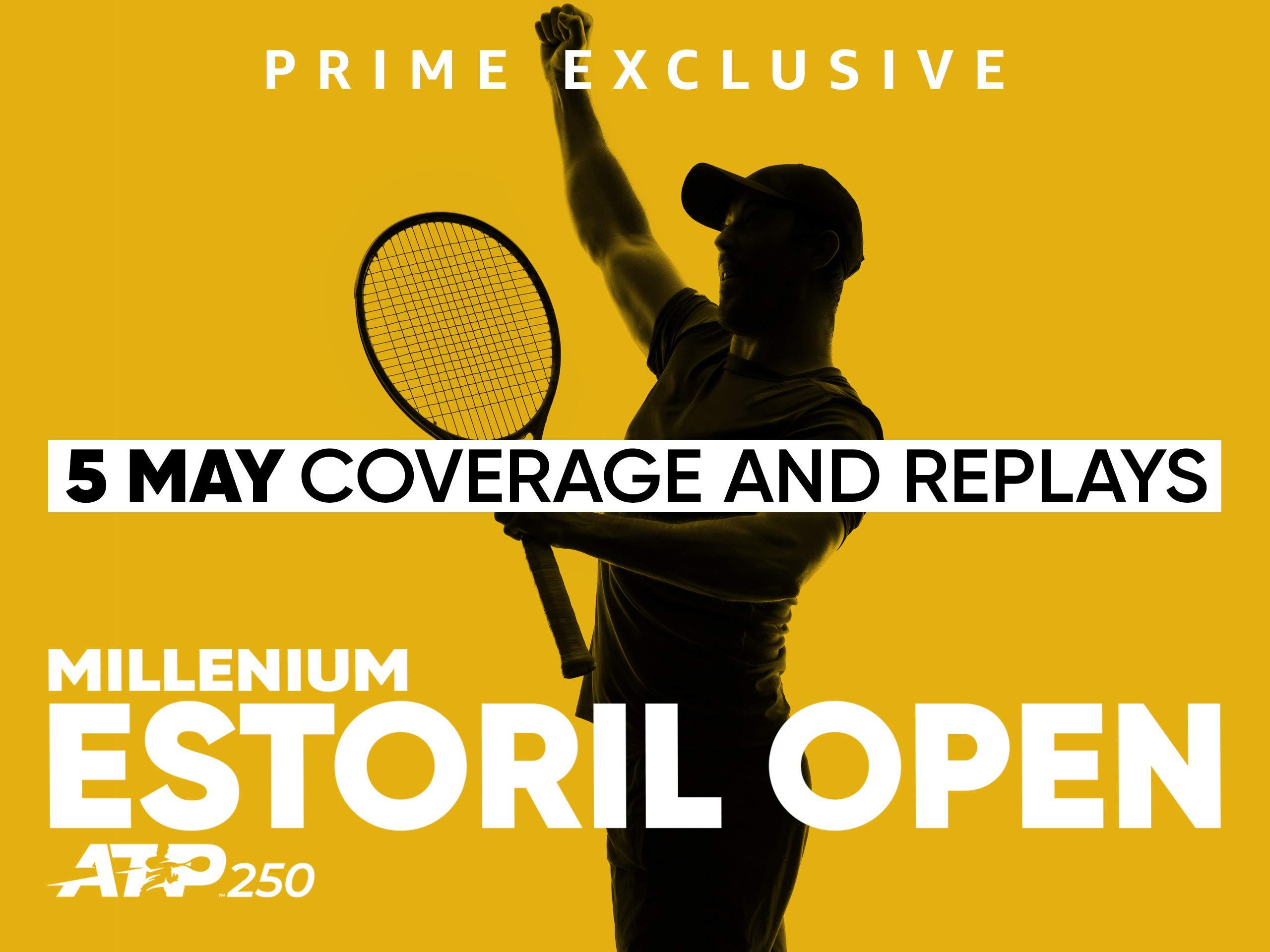 2019 Millennium Estoril Open, ATP 250 - Day 7