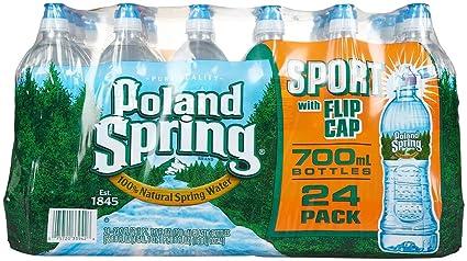 Poland Springs Water Bottle Sizes Poland Spring Spring Water