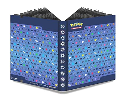 Ultra Pro - 330679 - Jeu De Cartes - Pro-binder - Pokémon Silhouettes - C6