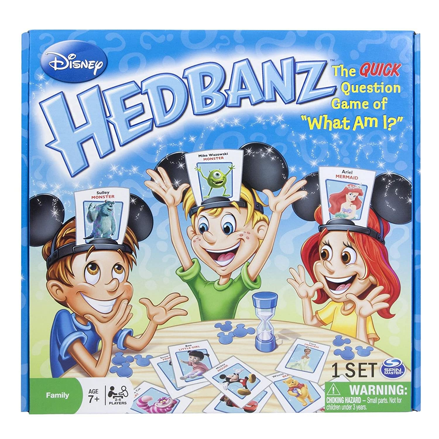 disney headbanz review