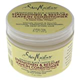 Shea Moisture Jamaican Black Conditioner Leave-In 11oz Jar (Tamaño: 11 Ounce)