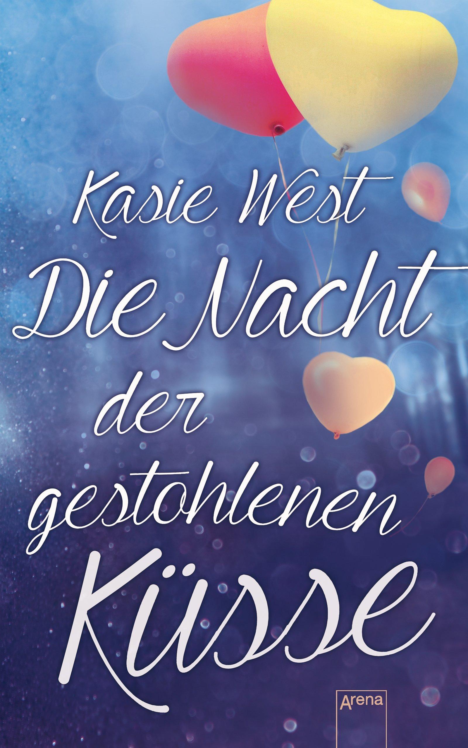 Neuerscheinungen 2015 - Die Nacht der gestohlenen Küsse - Pandastic Books - Blog