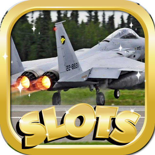Free Slots Casino Games : Air Force