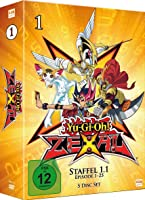 Yu-Gi-Oh! - Staffel 01, Vol. 01