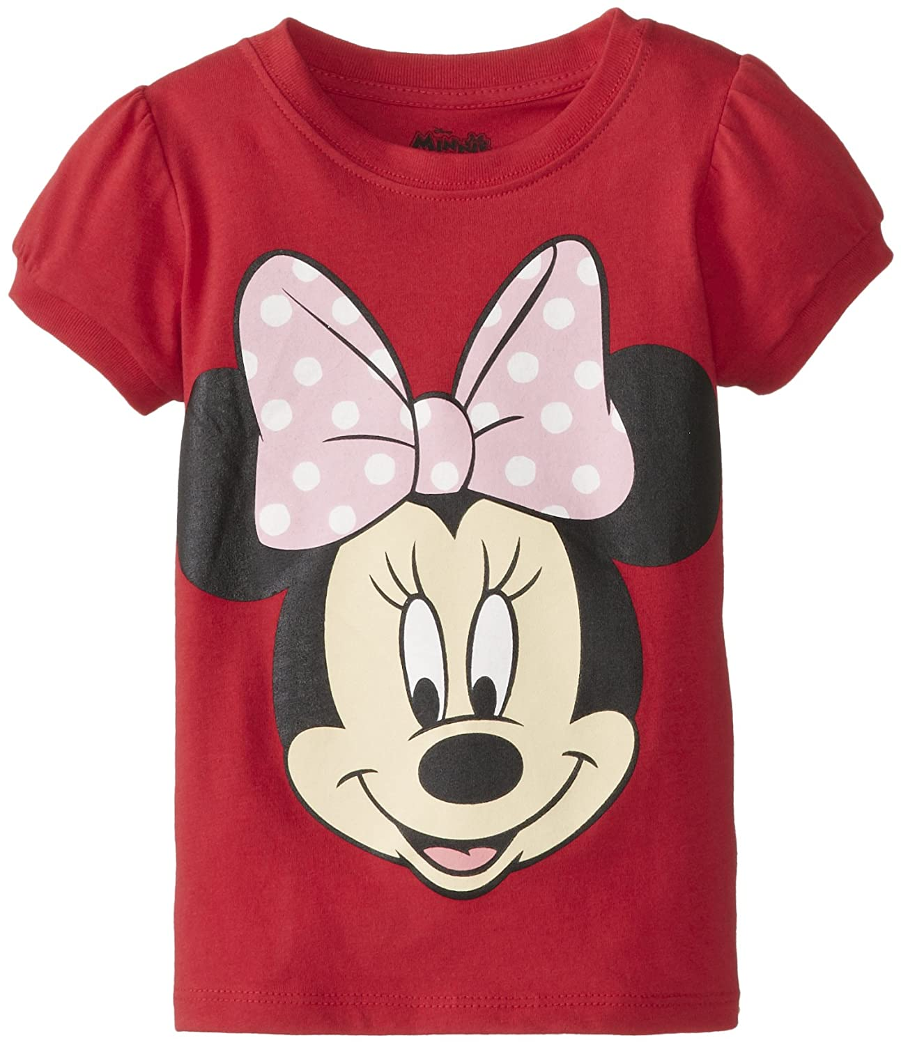 Minnie Mouse Shirts For Toddlers Minnie Mouse T-shirt