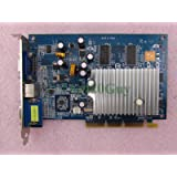 PNY VCGFX522APB NVIDIA GeForce FX 5200 256MB DDR 128-Bit AGP 8X Video Card VGA