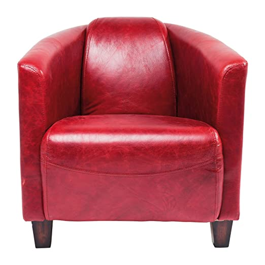 Kare 78813 Sessel Cigar Lounge, rot