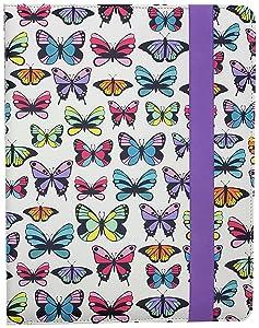 Case It CSIPD3BT - Funda para iPad 2/3/4, diseño de mariposas  Electrónica Más información y revisión del cliente