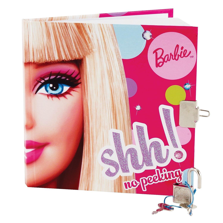 Amscan 160556 Barbie All Dolld Up Tagebuch jetzt kaufen