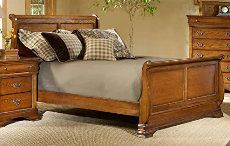 Largo Lafayette King Sleigh Bed - B4350-68F/68H/68R