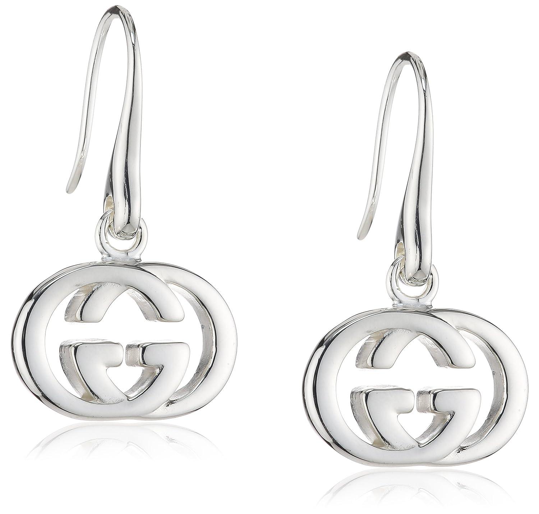 Gucci Damen-Ohrhänger 925 Sterling Silber Britt YBD223321001 als Geschenk