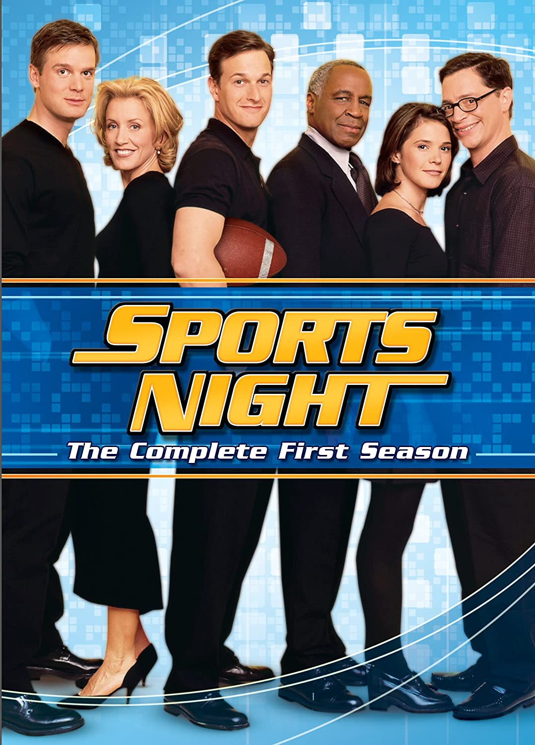 Capitulos de: Sports Night