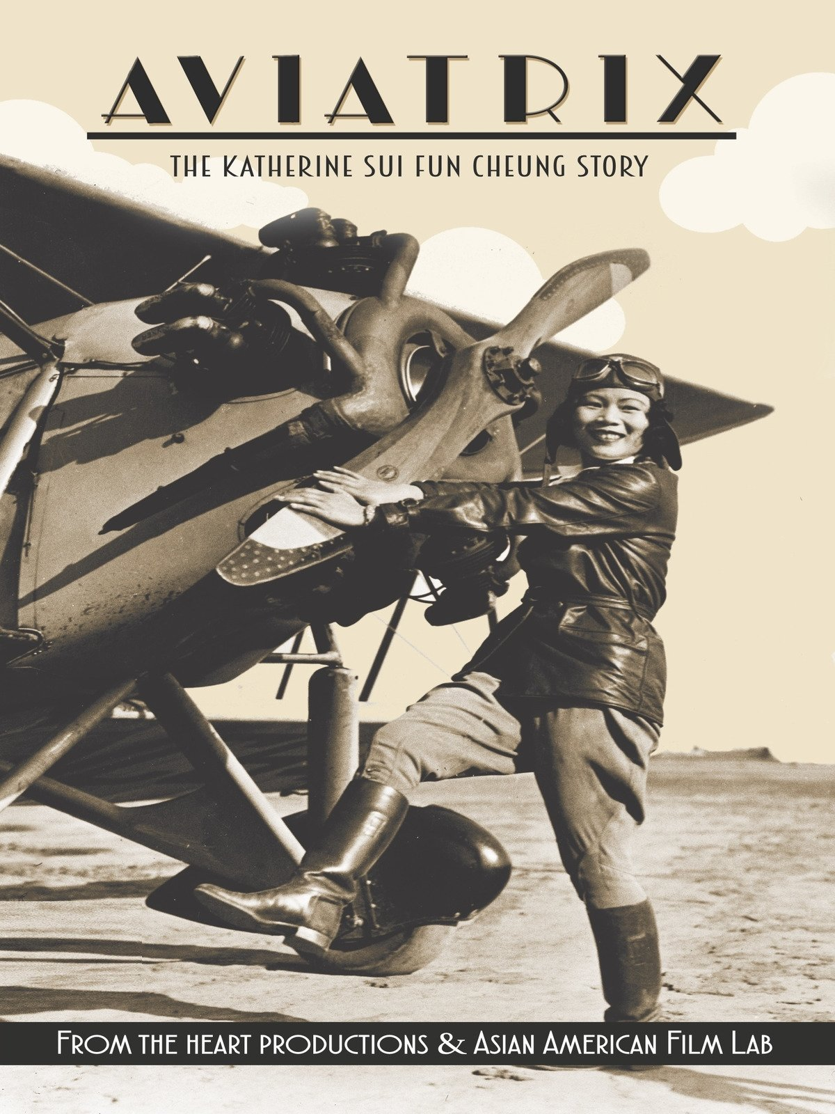 Aviatrix: The Katherine Sui Fun Cheung Story