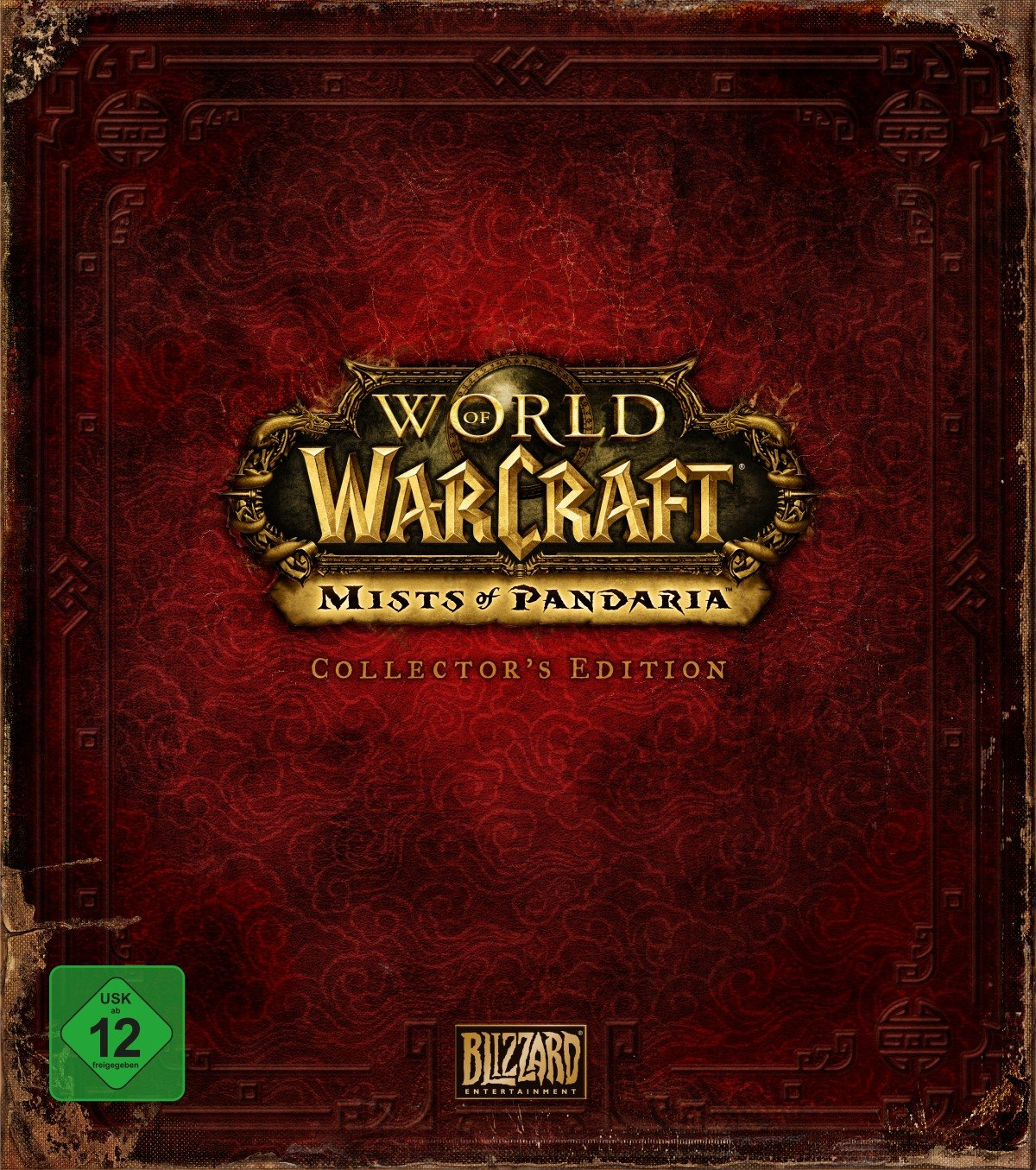 Mists of Pandaria Collectors Edition