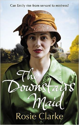 The Downstairs Maid written by Rosie Clarke