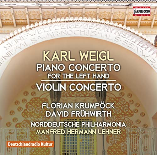 Karl Weigl - Violin Concerto