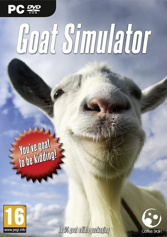 Goat Simulator GoatZ [ENG][ACTiVATED] [OSX MAC]