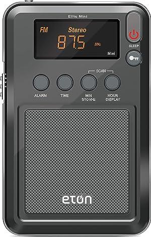 Eton Elite Mini Compact AM/FM/Shortwave Radio