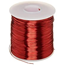 Copper Magnet Wire, 1lb Spool