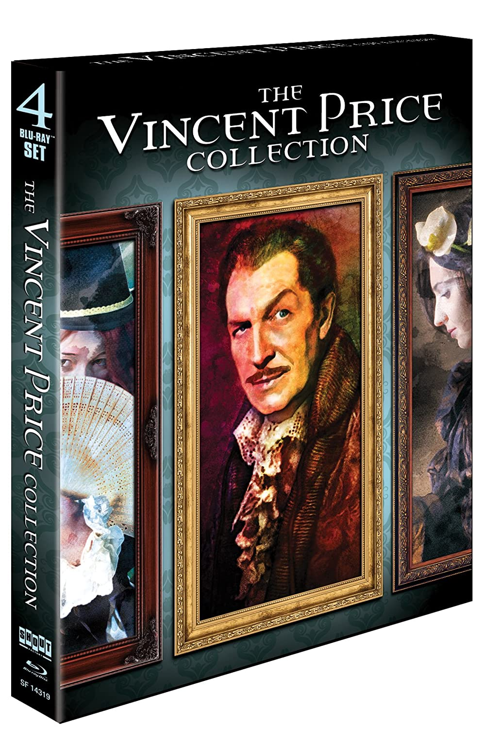 42nd 43rd picks peeks the uninvited the haunting vincent the vincent price collection blu ray the pit the pendulum the masque of the red death the haunted palace the fall of the house of usher